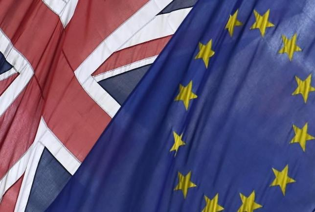 6月9日、英BBCによると、英元首相のトニー・ブレア氏とジョン・メージャー氏は北アイルランドで講演し、英国が欧州連合(EU)から離脱すれば、北アイルランドの安定が脅かされ、スコットランド独立を求める声が高まり、英国の結束が弱まるとの考えを示す。写真はロンドンで昨年6月撮影(2016年 ロイター/Toby Melville)