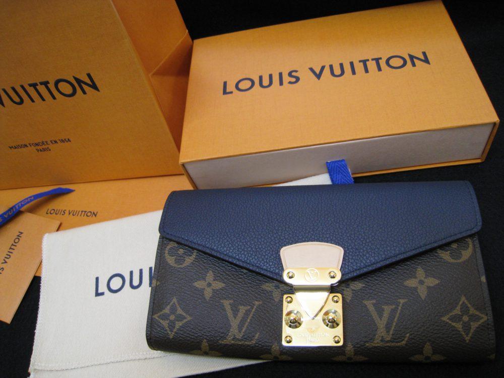 hot sale online c5533 2830d ルイ・ヴィトン モノグラム財布 ポルトフォイユ・パラス M64092 ...